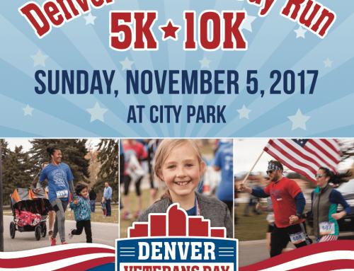 10 Reasons to Run the 2017 Denver Veterans Day Race on November 5th